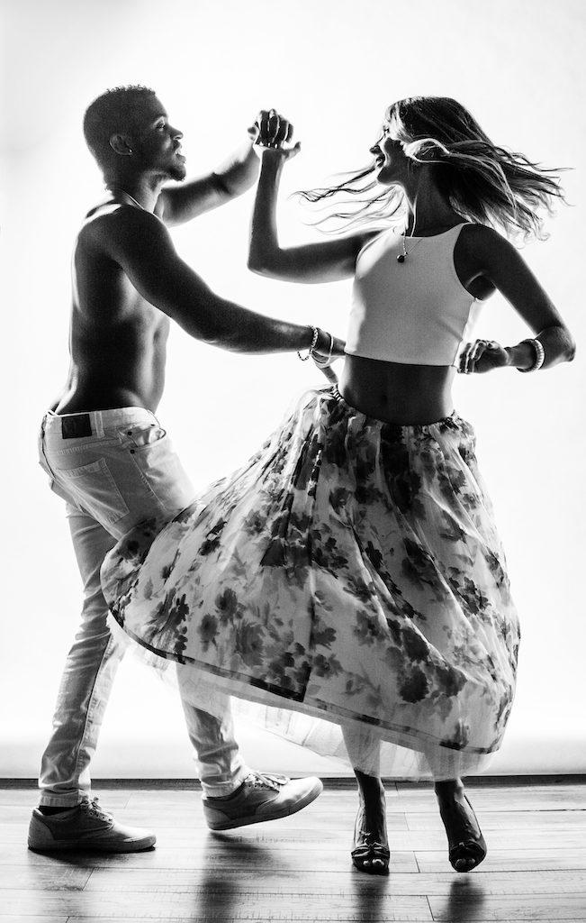 danza coreográfica latina
